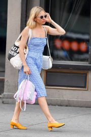 Sienna Miller Out and About in New York 2018/06/08 16