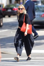 Sienna Miller Out to Lunch in New York 2018/06/11 2