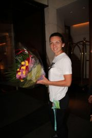Simona Halep Out and About in Paris 2018/06/09 2