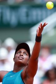 Sloane Stephens at 2018 French Open Final in Paris 2018/06/08 4