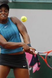 Sloane Stephens at 2018 French Open Final in Paris 2018/06/08 7