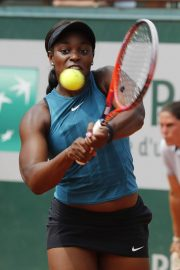 Sloane Stephens at 2018 French Open Final in Paris 2018/06/08 8