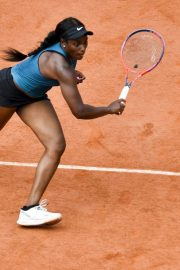 Sloane Stephens at 2018 French Open Final in Paris 2018/06/08 15