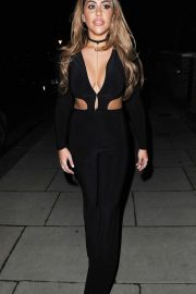 Sophie Kasaei Night Out in London 2018/06/04 1