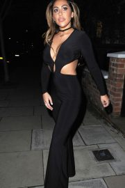 Sophie Kasaei Night Out in London 2018/06/04 5