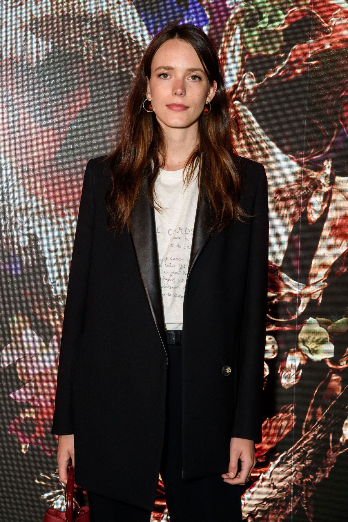 Stacy Martin at McQueen Premiere in London 2018/06/04 1