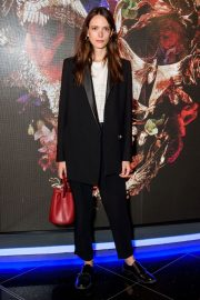 Stacy Martin at McQueen Premiere in London 2018/06/04 2