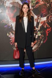 Stacy Martin at McQueen Premiere in London 2018/06/04 3