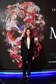 Stacy Martin at McQueen Premiere in London 2018/06/04 4