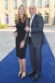 Steffi Graf and Andre Agassi at Longines Charity Gala in Paris 2018/06/02 2
