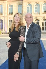 Steffi Graf and Andre Agassi at Longines Charity Gala in Paris 2018/06/02 3