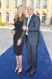 Steffi Graf and Andre Agassi at Longines Charity Gala in Paris 2018/06/02 7