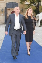 Steffi Graf and Andre Agassi at Longines Charity Gala in Paris 2018/06/02 8