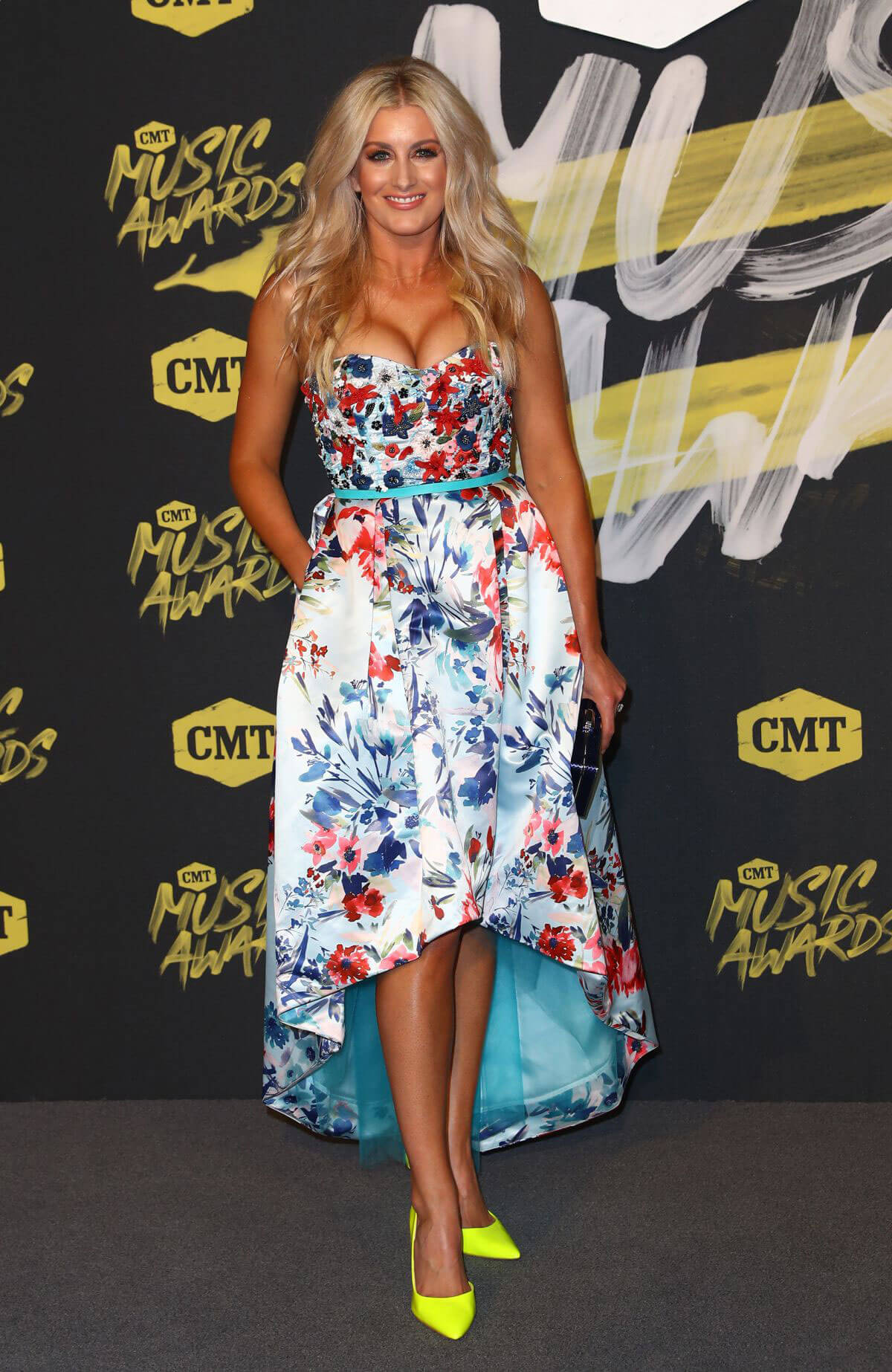 Stephanie Quayle at CMT Music Awards 2018 in Nashville 2018/06/06 1