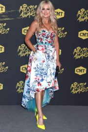 Stephanie Quayle at CMT Music Awards 2018 in Nashville 2018/06/06 2