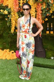 Susan Kelechi Watson at Veuve Clicquot Polo Classic 2018 in New Jersey 2018/06/02 2