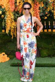 Susan Kelechi Watson at Veuve Clicquot Polo Classic 2018 in New Jersey 2018/06/02 4