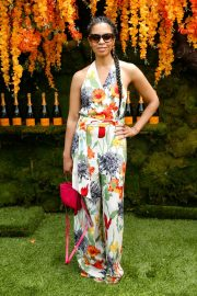Susan Kelechi Watson at Veuve Clicquot Polo Classic 2018 in New Jersey 2018/06/02 5