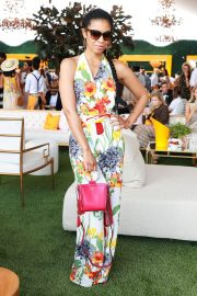 Susan Kelechi Watson at Veuve Clicquot Polo Classic 2018 in New Jersey 2018/06/02 6