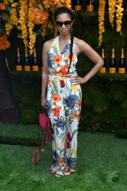 Susan Kelechi Watson at Veuve Clicquot Polo Classic 2018 in New Jersey 2018/06/02 7