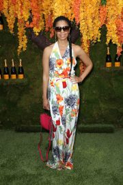 Susan Kelechi Watson at Veuve Clicquot Polo Classic 2018 in New Jersey 2018/06/02 8