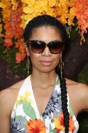 Susan Kelechi Watson at Veuve Clicquot Polo Classic 2018 in New Jersey 2018/06/02 9