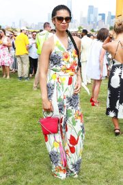 Susan Kelechi Watson at Veuve Clicquot Polo Classic 2018 in New Jersey 2018/06/02 10