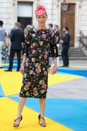 Susanne Wuest at Royal Academy of Arts Summer Exhibition Preview Party in London 2018/06/06 5