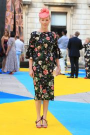 Susanne Wuest at Royal Academy of Arts Summer Exhibition Preview Party in London 2018/06/06 10