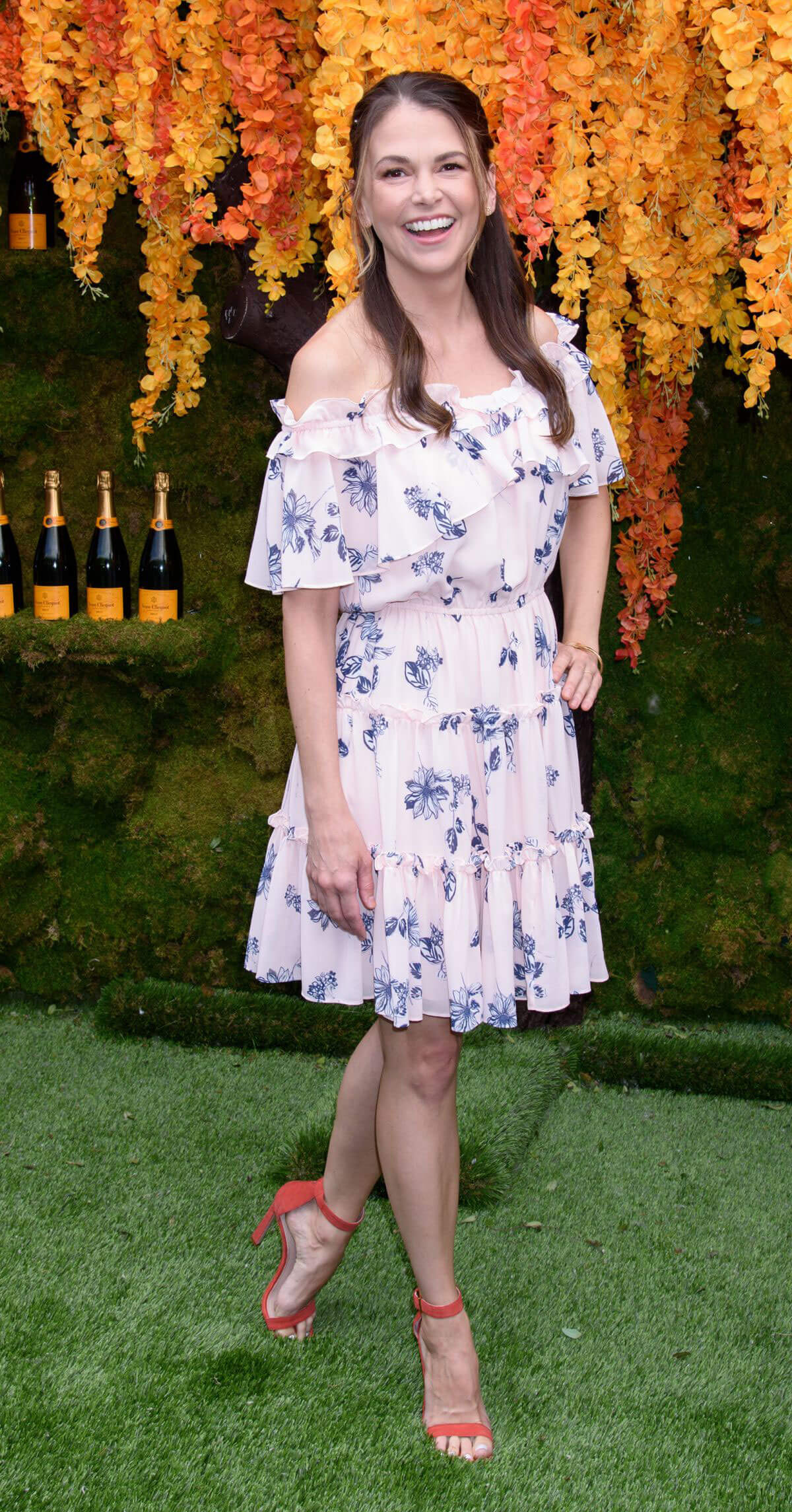Sutton Foster at Veuve Clicquot Polo Classic 2018 in New Jersey 2018/06/02 12