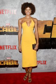 Tarah Rodgers at Luke Cage Series Premiere in New York 2018/06/21 3