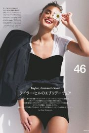 Taylor Hill in Numero Tokyo, July/August 2018 Issue 10