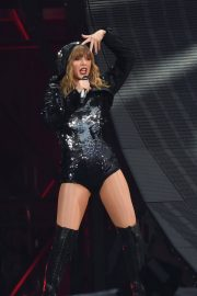 Taylor Swift at Her Reputation Tour at Etihad Stadium in Manchester 2018/06/08 2