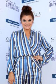Tiffani Thiessen at 2018 Chrysalis Butterfly Ball in Los Angeles 2018/06/02 1