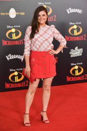 Tiffani Thiessen at Incredibles 2 Premiere in Hollywood 2018/06/05 6