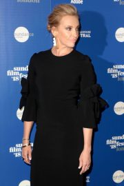 Toni Collette at First Reformed Premiere at Sundance Film Festival in London 2018/06/01 3