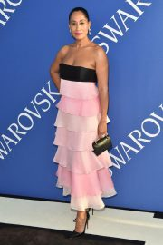 Tracee Ellis Ross at CFDA Fashion Awards in New York 2018/06/05 2