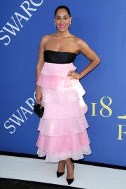 Tracee Ellis Ross at CFDA Fashion Awards in New York 2018/06/05 4