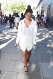 Vanessa White at What We Wear Catwalk Show in London 2018/06/11 2