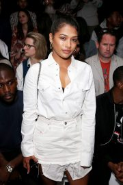 Vanessa White at What We Wear Catwalk Show in London 2018/06/11 10