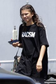 Zendaya Out and About in Los Angeles 2018/06/06 12
