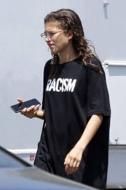 Zendaya Out and About in Los Angeles 2018/06/06 13