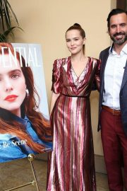 Zoey Deutch at LA Confidential Celebrates Its May/June Issue in Beverly Hills 2018/05/31 2