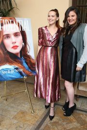 Zoey Deutch at LA Confidential Celebrates Its May/June Issue in Beverly Hills 2018/05/31 4