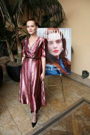 Zoey Deutch at LA Confidential Celebrates Its May/June Issue in Beverly Hills 2018/05/31 7