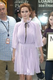 Zoey Deutch at Today Show in New York 2018/06/13 8
