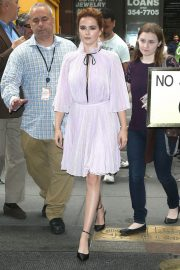 Zoey Deutch at Today Show in New York 2018/06/13 11