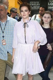 Zoey Deutch at Today Show in New York 2018/06/13 12