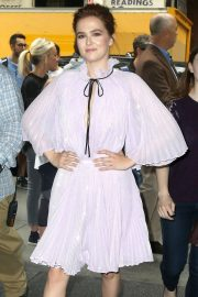 Zoey Deutch at Today Show in New York 2018/06/13 13