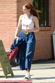 Zoey Deutch Out and About in Los Angeles 2018/06/07 1